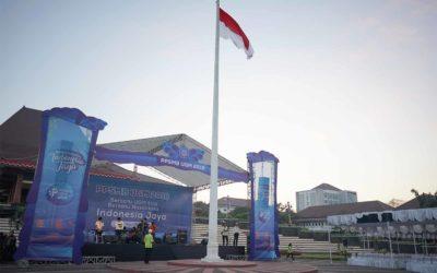Didukung Videotron Terbaik, PPSMB UGM 2018 Berjalan Sukses