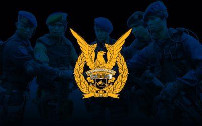Megahnya Videotron di Hari Bakti TNI AU ke-71