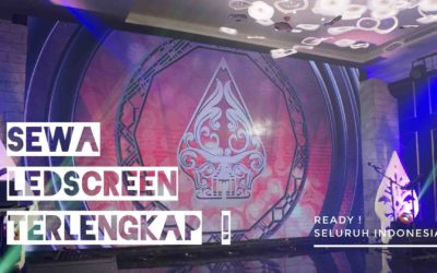 Vendor Sewa LED Screen Indoor Outdoor | RECOMMENDED