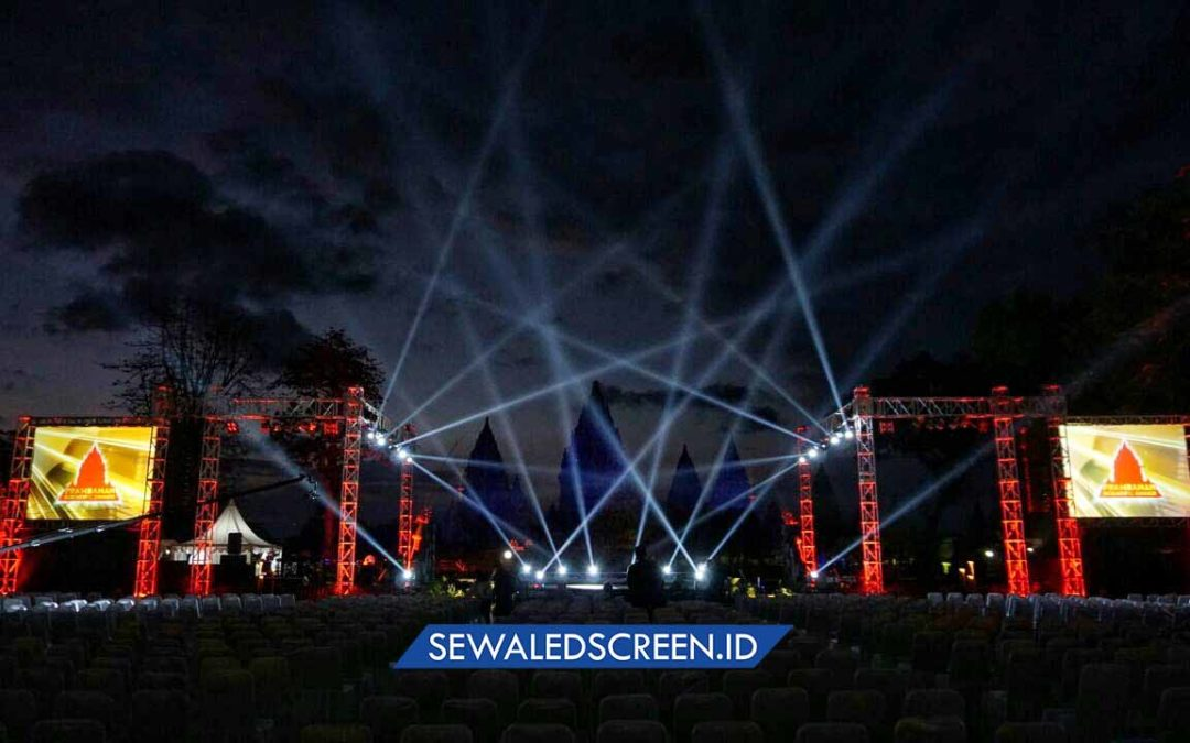 Sewa LED Screen Jogja – Vendor Recommended