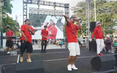 Jogja Hip Hop Foundation Ajak Kawula Muda Bersatu