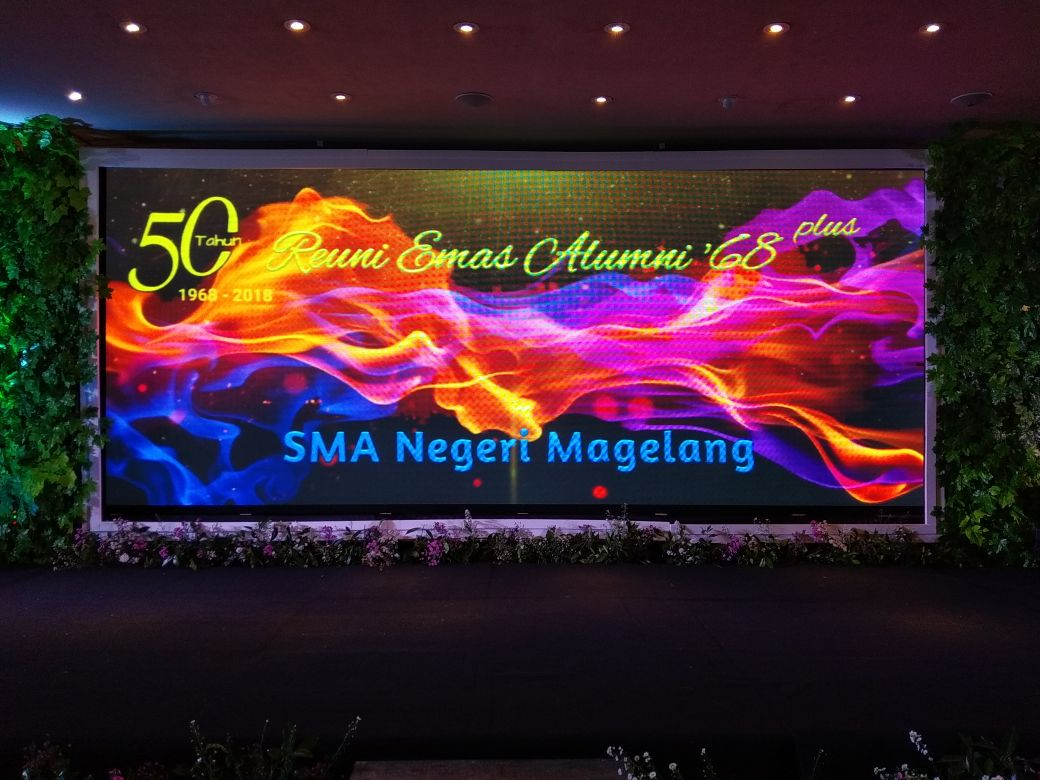 sewa led screen murah